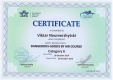 Dangerous goods by air course Category 6 Certificate